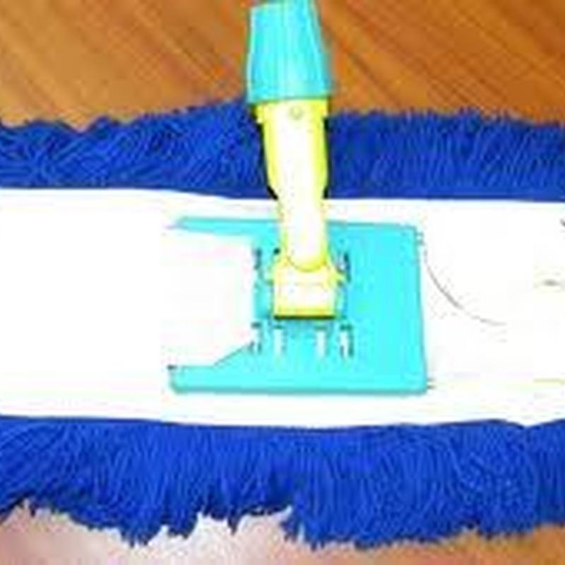Nuestros servicios: Limpiezas generales   de Limp Service