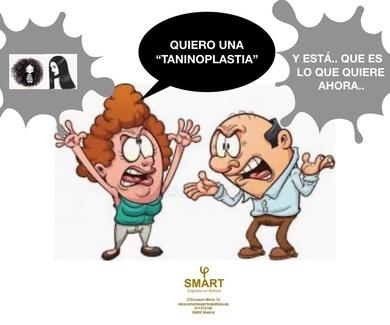 Taninoplastia