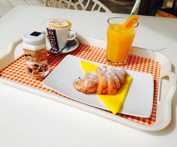 Cafetería: Carta de Buena Onda Ibiza