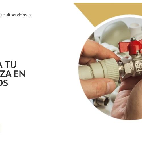 Fontaneros profesionales en Almería | Almería Multiservicios