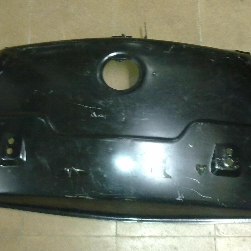 Panel Delantero Seat 600 DyE