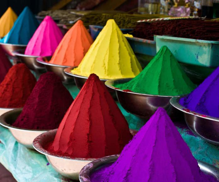 Los colores de la ropa según ayurveda
