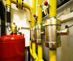 Grupos de presión contra incendios