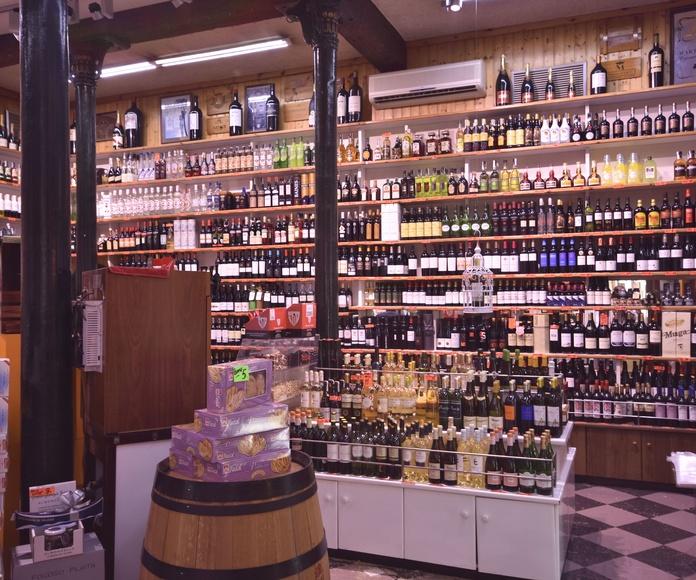 Venta de ginebras en Bilbao