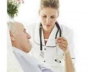 Servicio de atención a enfermos