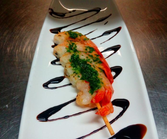 Bar: Servicios de Restaurante La Villa Igantzi