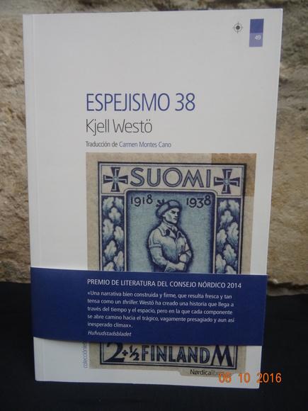 Espejismo 38: SECCIONES de Librería Nueva Plaza Universitaria