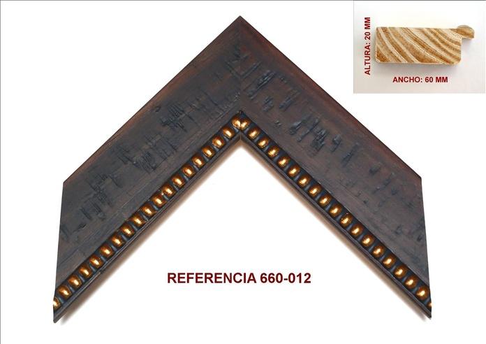 Referencia 660-012: Muestrario de Moldusevilla