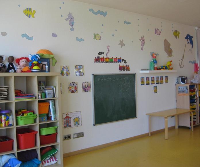 Servicios extraescolares : Servicios que ofrecemos de Mascero Escuela Infantil