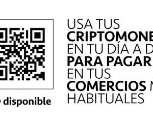 Usa con nuestra App tus criptomonedas para pagar en tus comercios cotidianos!!!