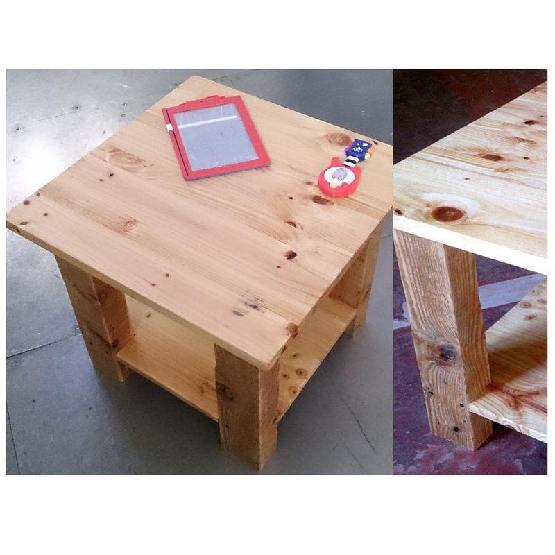 PFF. 015 · Mesita infantil Nina: Muebles de Paletto´s Furnature