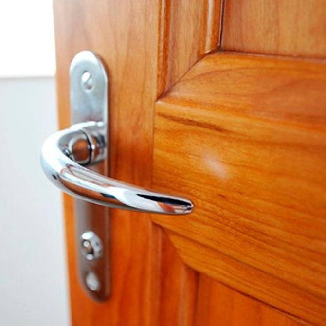 Diferentes puertas de interior