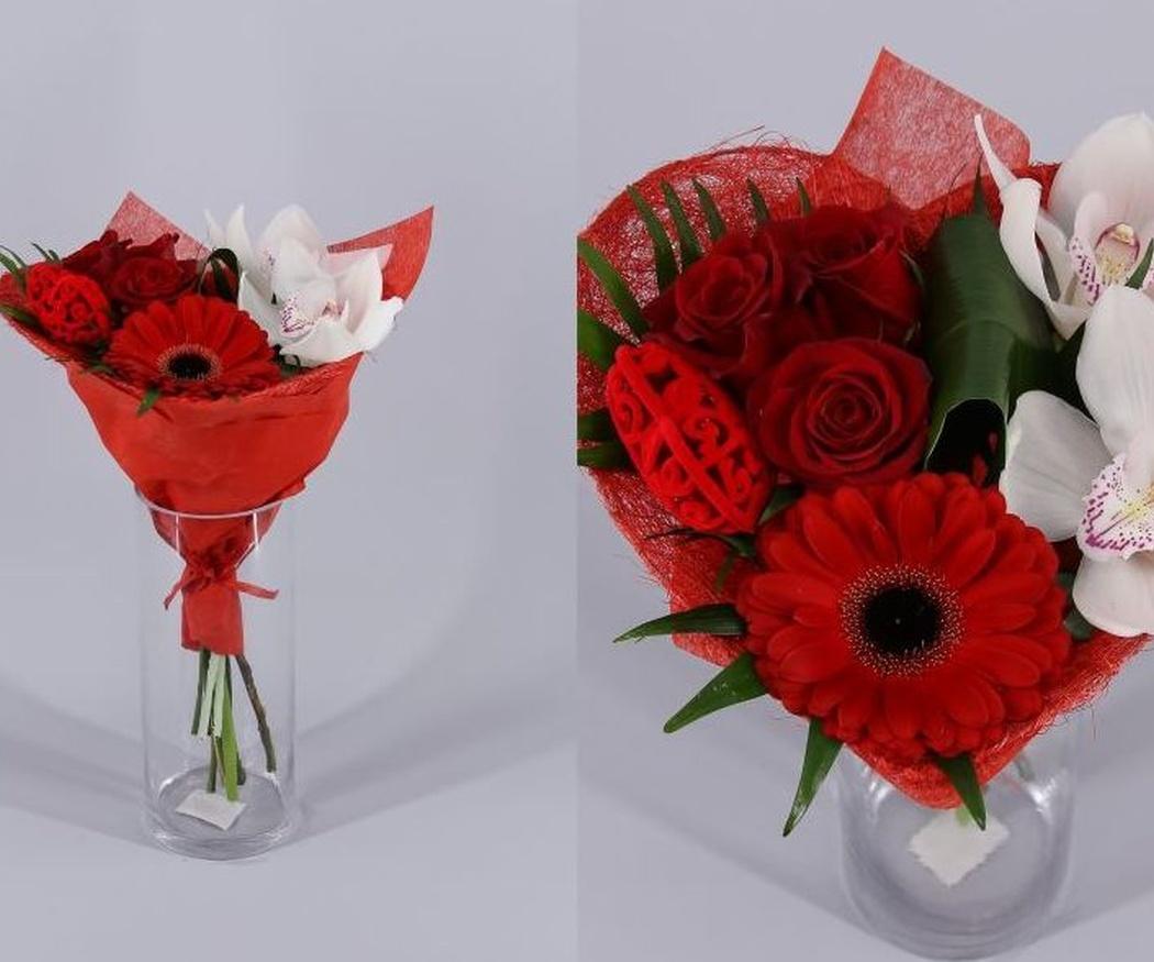 Por un San Valentín con flores