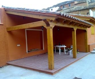 Ventana de madera y mixta: Catálogo de Carpintería de Anento