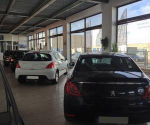 Taller de automóviles en Astorga, León