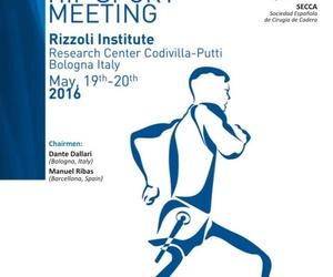 Paulo Maccari invitado al European Hip Sport Meeting, en Bolonia, Italia.