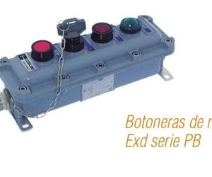 Interruptores y botoneras