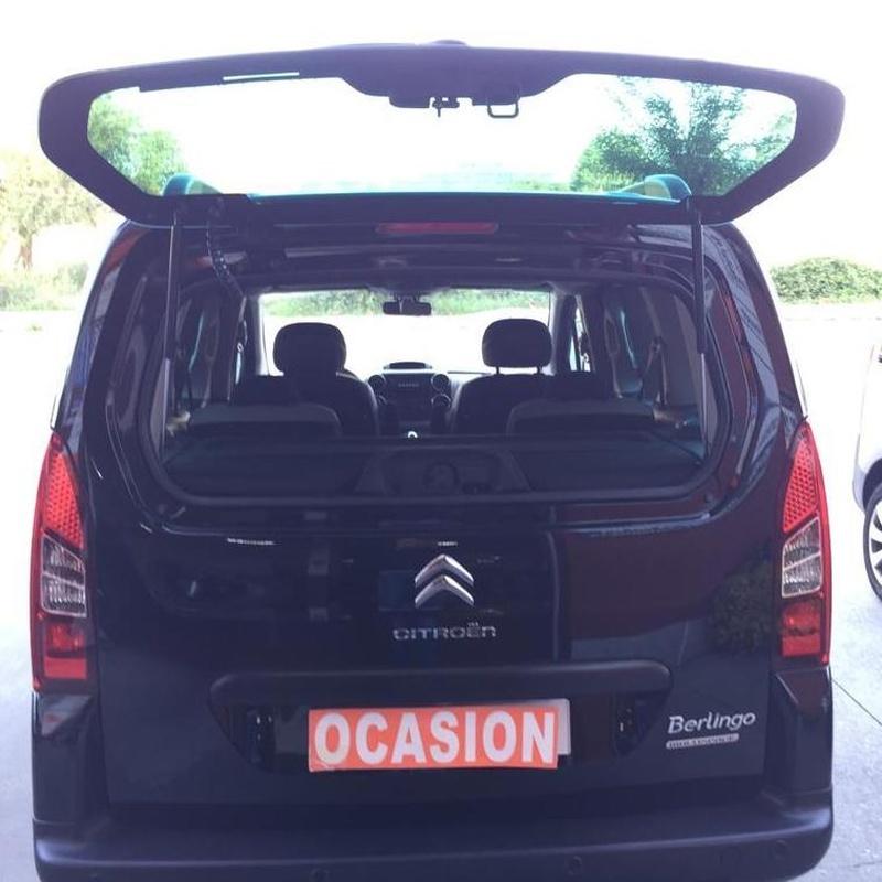 CITROEN BERLINGO 1.6 HDI XTR 114CV: Vehículos de ocasión de Ocasión A Lagoa