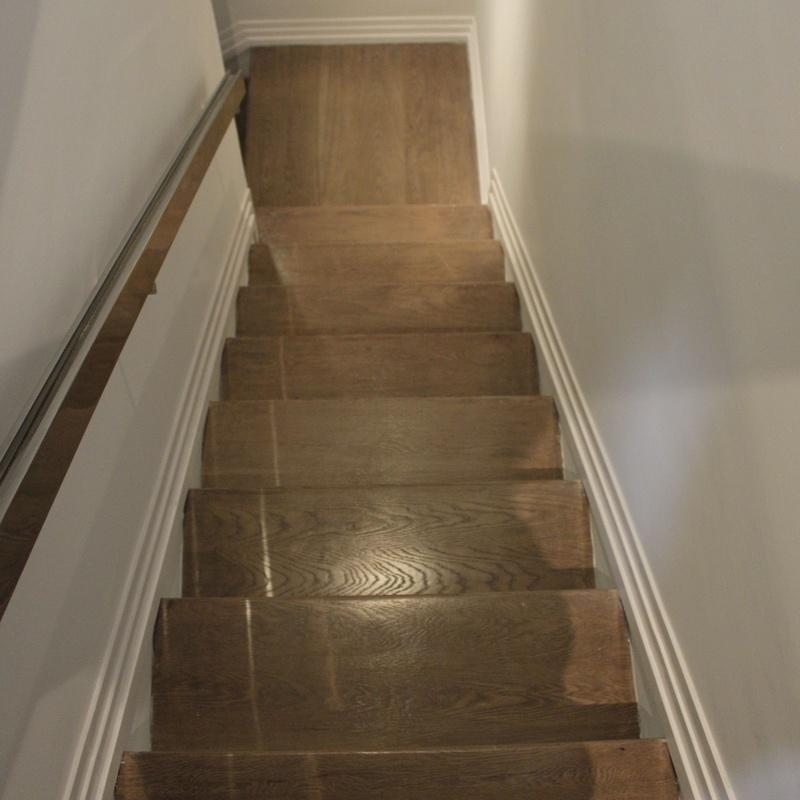 Peldaños de escaleras: Productos y Servicios de Miguel Angel Peña - Eparquet