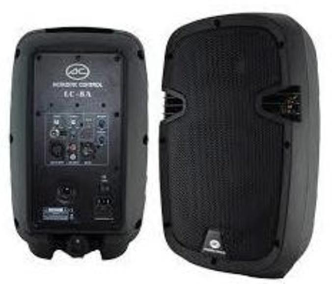 ALTAVOZ AMPLIFICADO LC-8 AMP: Nuestros productos de Sonovisión Parla