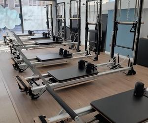 Grupos de Pilates máquinas.