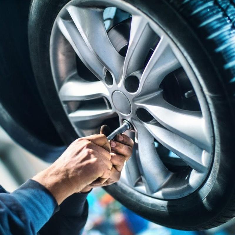 Neumáticos: Productos y servicios de RECAMBIOS Y ACCESORIOS MUNGIA