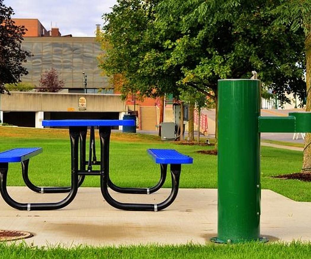 Los parques más vanguardistas