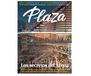 Casanna, en la revista Valencia Plaza