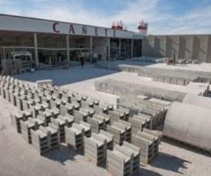 Moldes para piezas prefabricadas de hormigón