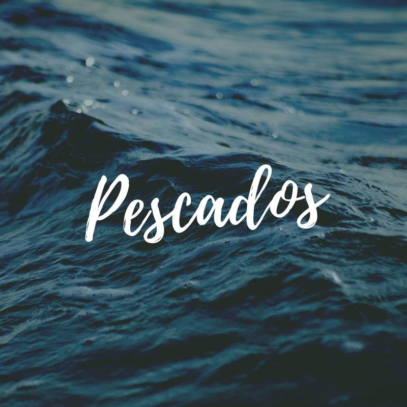 PESCADOS: Nuestra carta de Restaurante Pepito La Flor