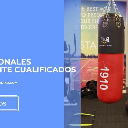 Entrenamiento personal en Castellana, Madrid   Numa Fitness
