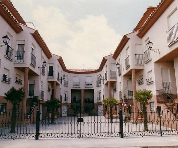 Viviendas: Servicios y alquileres de Construcciones Sáez