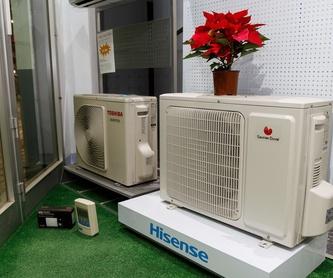 Instalaciones de climatización en Valencia