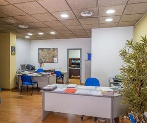 Interior de nuestra oficina en Sant Boi de Llobregat