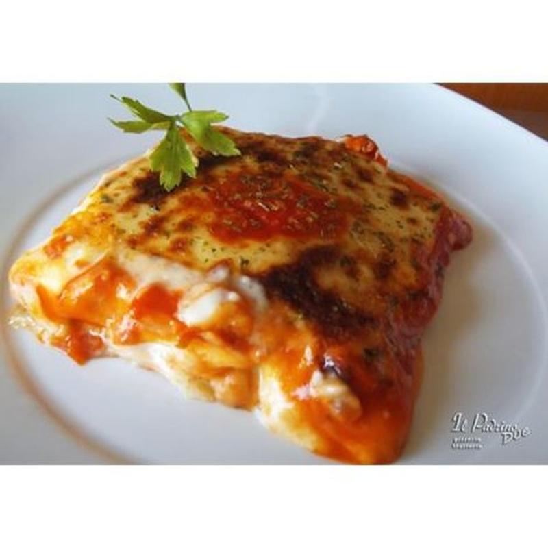 Pasta rellena: Nuestros platos de IL Padrino Due