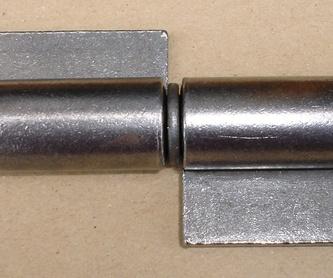 Caldereta: Productos de Marbarca Matriceros S.L
