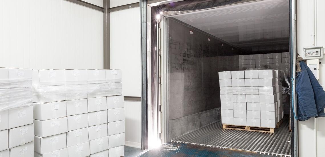 Transporte de mercancías en Galicia con vehículos completamente equipados