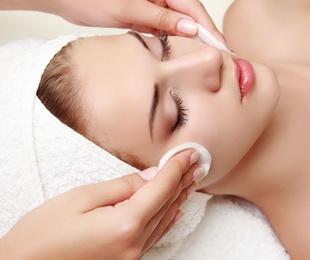 Higiene facial Activa