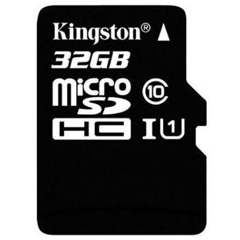 Kingston SDC10G2/32GB micro SD HC clase 10 32GB : Productos y Servicios de Stylepc