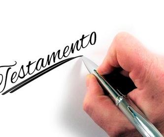Sociedades: Servicios de Notaría María Garay Gil