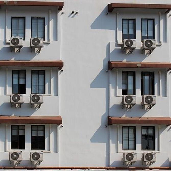 Tipos de aparatos de aire acondicionado para el entorno doméstico