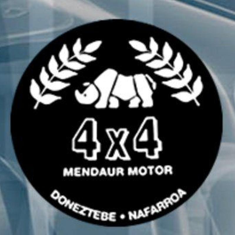 Vehículos de ocasión: Catálogo de Mendaur Motor