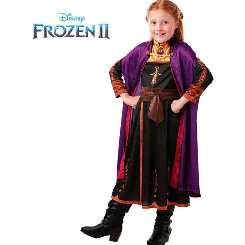 Disfraz Anna Frozen 2