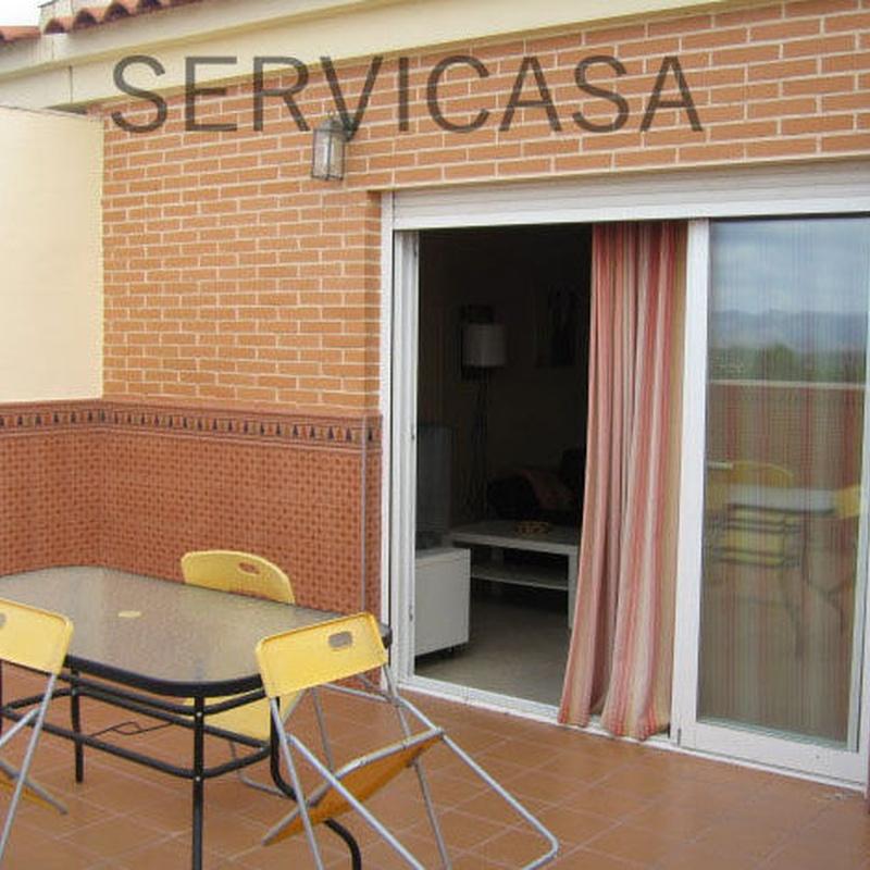 Ático en venta 110.000€: Compra y alquiler de Servicasa Servicios Inmobiliarios