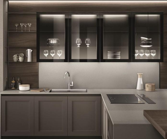 Modelo Meg : Productos de Diseño Cocina