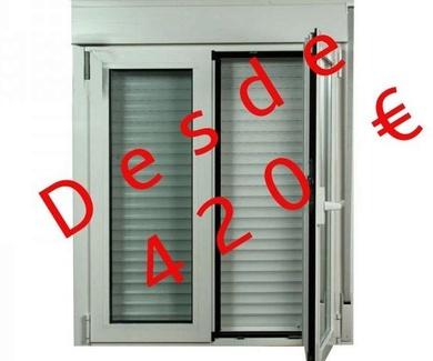 Promoción ventanas de aluminio