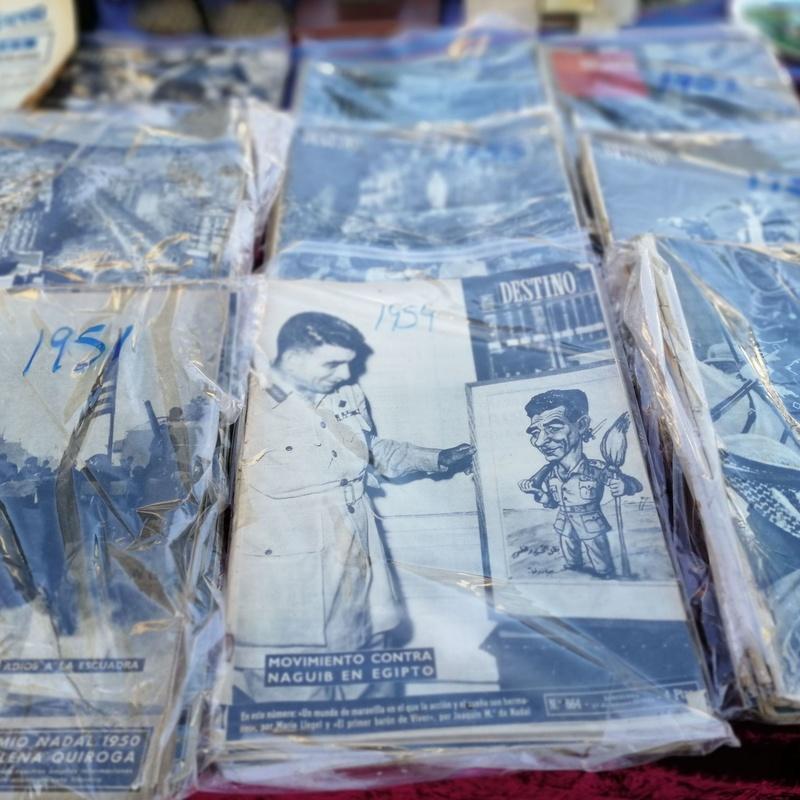 Revistas Destino desde 1949 al 1968