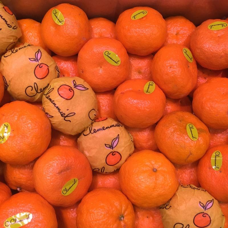 Mandarina Clemenvilla: Catálogo de FRUTAS PAULA