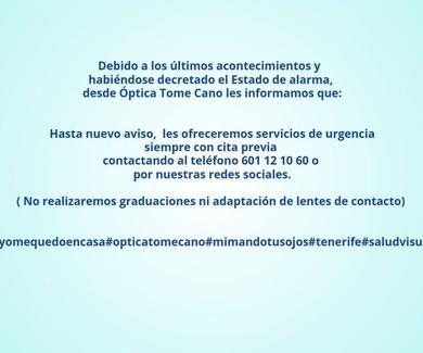 Comunicado para clientes: Covid-19