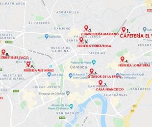 Nuestros Puntos de Venta en Córdoba